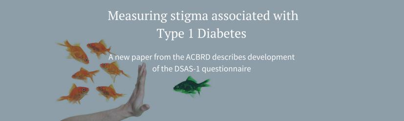 Measuring stigma associated with Type 1Diabetes